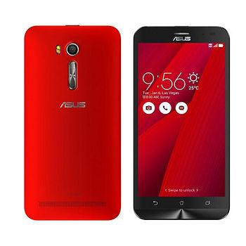 ASUS ZENFONE GO智慧手機ZB552KL - 紅