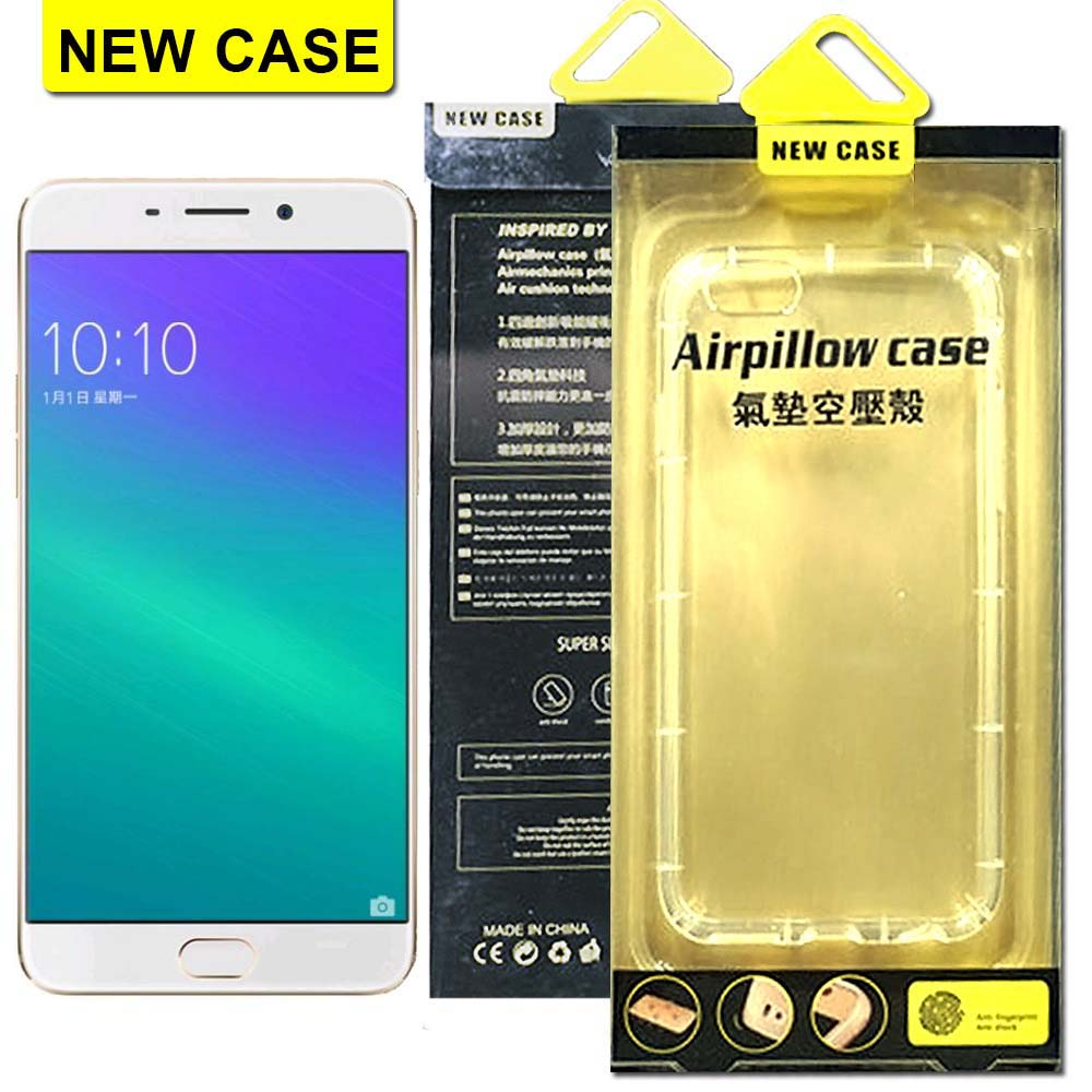 NEW CASE OPPO R9 Plus 氣墊空壓殼