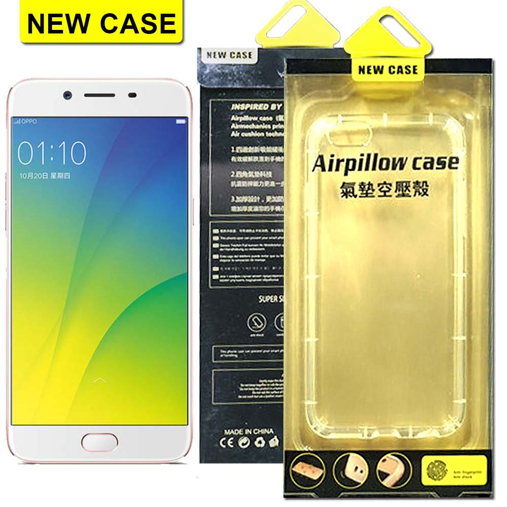 NEW CASE OPPO R9s Plus 氣墊空壓殼