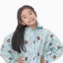 【rainstory】動物園兒童連身雨衣