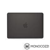 MONOCOZZI LUCID 半透明保護殼 FOR MacBook Pro 15 吋 (2016 Touch ID)-霧面黑