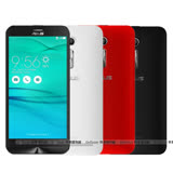 ASUS ZenFone Go ZB552KL 2G/16G 5.5吋雙卡雙待四核機(黑/白/紅) - 送手機保護殼+螢幕保貼+觸控筆