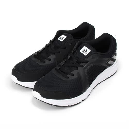 男  ADIDAS GALACTIC 2 M 限定版舒適跑鞋 黑 BB4372 男鞋 鞋