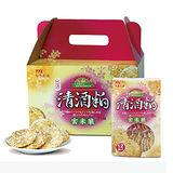 台酒清酒粕玄米果-辣味150g*6/箱