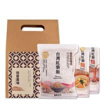 信豐農場  台灣紅藜輕鬆入手禮盒組