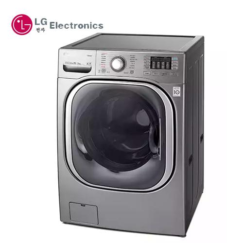 【LG 樂金】19kg變頻洗脫烘蒸氣滾筒洗衣機 WD-S19TVD 含基本安裝 5/31前購買享原廠好禮送+送超商禮券2500.-