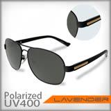 Lavender偏光片太陽眼鏡1410 C2 黑色