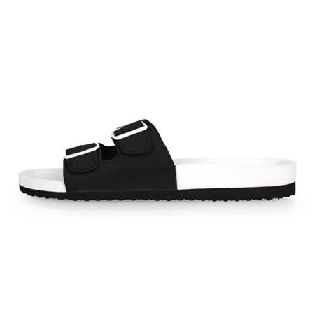 (男) WAVE3 水手鞋-游泳 海邊 海灘 沙灘 戲水 拖鞋 白黑