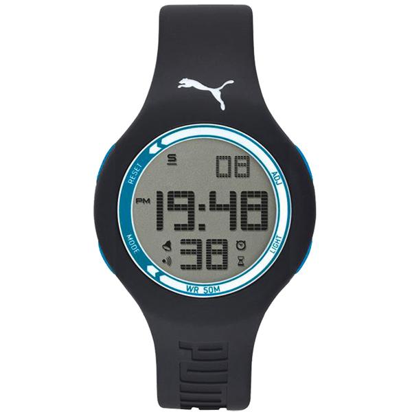 PUMA 陽光信號電子腕錶-PU910801050