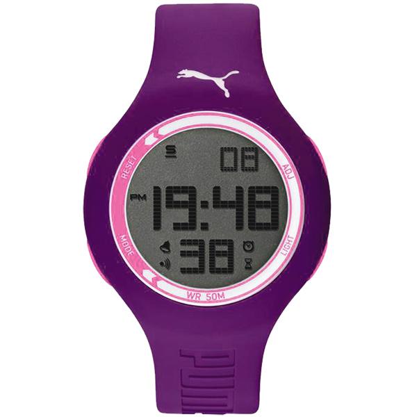 PUMA 陽光信號電子腕錶-PU910801051
