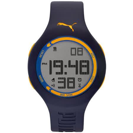 PUMA 陽光信號電子腕錶-PU910801052