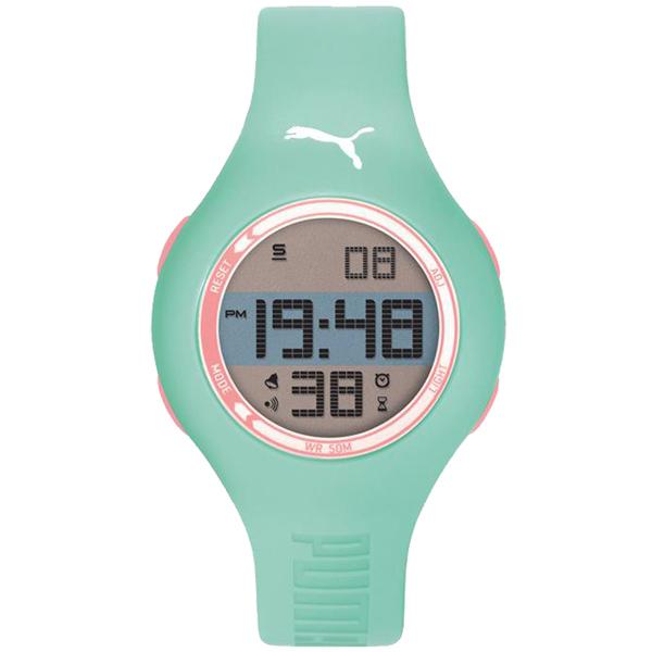 PUMA 陽光信號電子腕錶-PU910912015