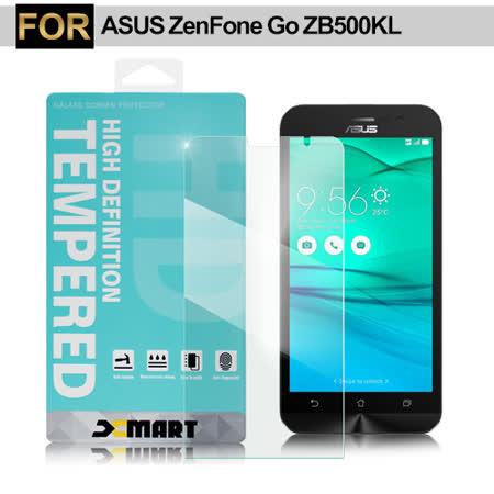 XM ASUS ZenFone Go ZB500KL 5吋 薄型 9H 玻璃保護貼(非滿版)