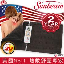 美國 Sunbeam 瞬熱保暖墊