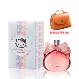 Hello Kitty派對女性淡香水(75ml)送復古零錢包