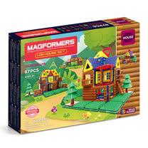 [MAGFORMERS]磁性建構片-小木屋