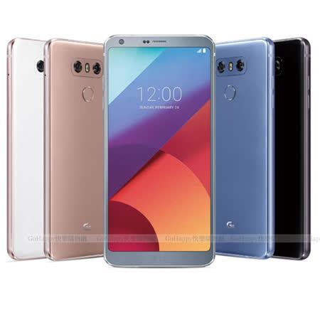 LG G6 5.7吋四核心(4/64G)智慧型手機 4G LTE -加送三合一傳輸線+專用保護殼x2+玻璃保貼~附保貼