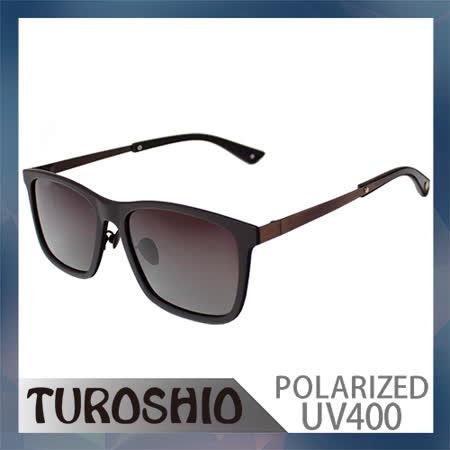 Turoshio TR90 偏光太陽眼鏡 5079 咖啡色