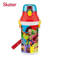Skater直飲冷水壺 (480ml) 玩具總動員-Friends