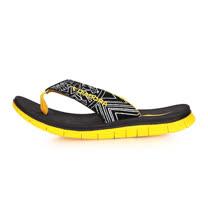 (男) DIADORA 運動拖鞋-夾腳拖鞋 人字拖 游泳 戲水 海邊 海灘 沙灘 黑黃白