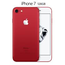 APPLE iPhone 7 _4.7吋_128G-RED ★贈玻璃保貼+空壓保護套