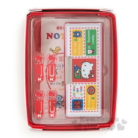 小禮堂Hello Kitty 盒裝迷你文具組