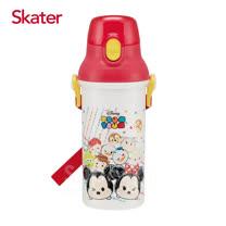 Skater直飲冷水壺 (480ml) TSUM TSUM-塗鴉風