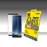 HODA Samsung Galaxy S8 3D 全曲面高透光滿版玻璃貼