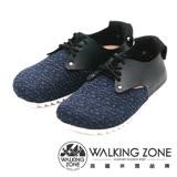 WALKING ZONE 休閒鞋懶人便鞋 女鞋 藍(另有黑)