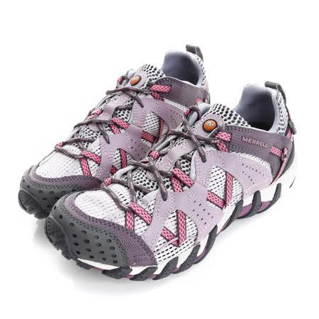 Merrell 女鞋 溯溪鞋 黑紫 WATERPRO MAIPO - ML585438