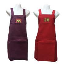 素色四口袋圍裙GH503-二入任選