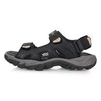 (男) DIADORA 運動涼鞋-拖鞋 戲水 海邊 海灘 溯溪 黑灰金