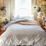 BBL夏日氣息100%純棉加大兩用被床組