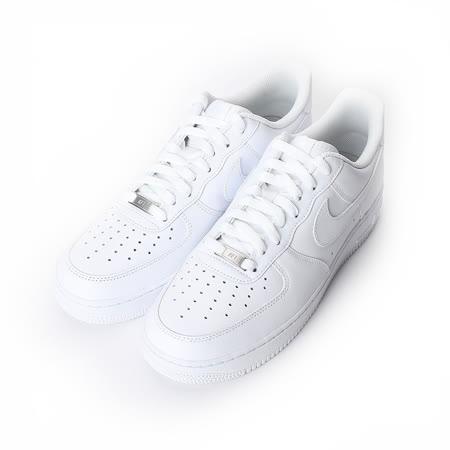 (男) NIKE AIR FORCE 1 復古籃球鞋 白 315122-111 男鞋 鞋全家福