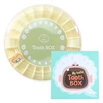 韓國Mellow乳牙保存盒-可愛小童