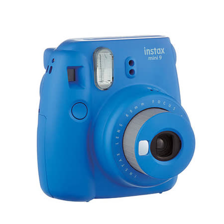 FUJIFILM instax mini 9 mini9 拍立得相機(公司貨).-送原廠相機袋+卡通底片+邊框貼紙(隨機出貨)
