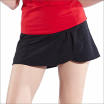 TOUCH AERO 抽繩俏麗短褲裙TAQ-10609
