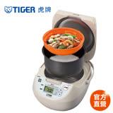 【TIGER 限量福利品】日本製十人份微電腦多功能炊飯電子鍋(JBV-T18R-CX)