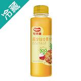 可果美100%鳳梨綜合果汁290ML/