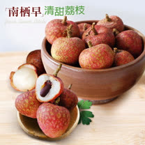 【築地一番鮮】清甜楠西早生荔枝(5斤)-預購