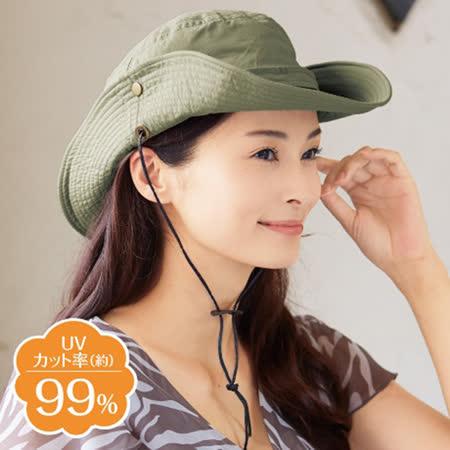 日本COGIT防曬防風2用遮陽帽