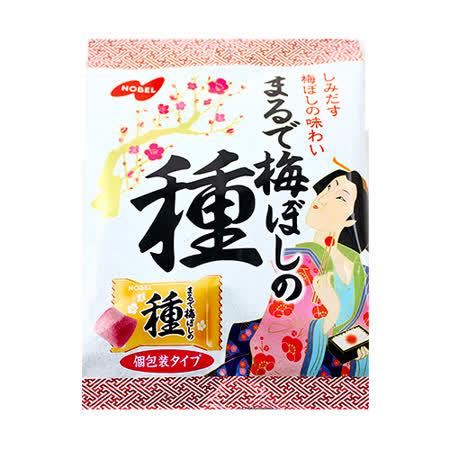 日本諾貝爾 和風梅子糖30g