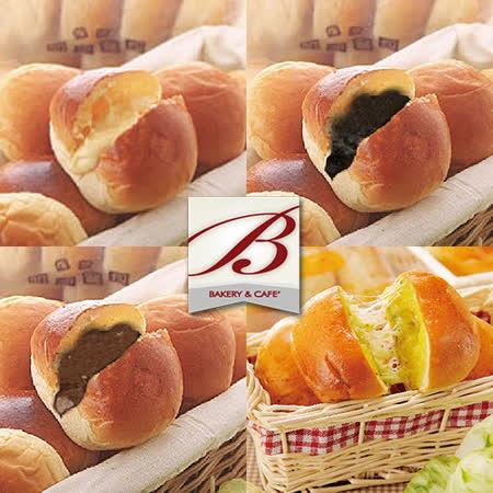 【巴特里】招牌爆漿餐包6包 (10入/包) 混搭口味5組任選