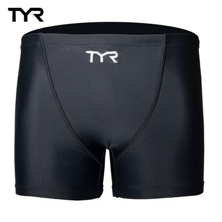 美國TYR Solid Boxer 男用四角泳褲
