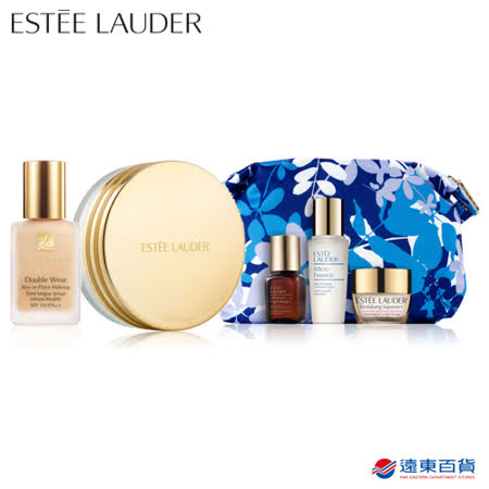 Estee Lauder 雅詩蘭黛 完美持妝修護卸妝精萃組
