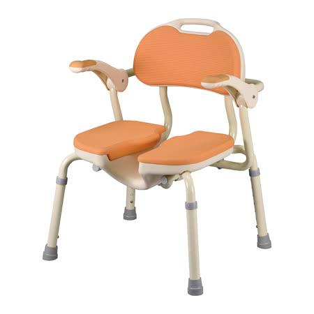 【光星NOVA】日式溝槽洗臀洗澡椅CAR2012A - NOVA機械椅