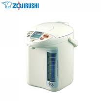 ZOJIRUSHI 象印 4公升寬廣視窗微電腦電動熱水瓶 CD-LGF40