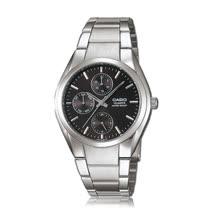 CASIO 卡西歐 時尚經典三眼紳士錶 MTP-1191A-1A