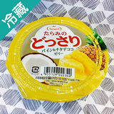 日本Tarami鳳梨椰果鮮果肉果凍6入/盒(230g/個)