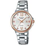 【CASIO】卡西歐 SHEEN 奢華優美時尚腕錶-(SHE-4524SPG-7A)